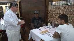 Nação Coxa Branca - Chef Coxa Branca recebeu a visita de Henrique Almeida e Filigrana