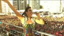 Ivete Sangalo se prepara para shows em Salvador e desfile como homenageada na Sapucaí