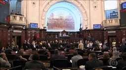Assembleia Legislativa do Rio aprova privatização da Companhia de Águas e Esgotos