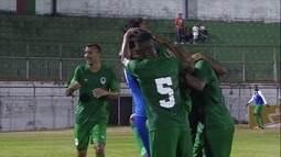 Os gols de Portuguesa 0 x 2 Boavista pela 2ª fase da Copa do Brasil