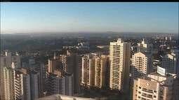 Temperatura pode chegar a 32 ºC nesta quinta-feira (23) em Goiânia
