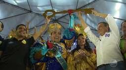 Abertura oficial do carnaval tem orquestra e a batida dos blocos afros