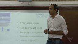 Prefeito de Santos anuncia medidas na área da saúde