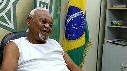Presidente da Mocidade lembra time de futebol que deu origem à escola de samba