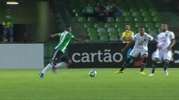Melhores momentos de Coritiba 0 x 2 ASA pela Copa do Brasil