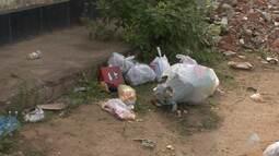 Teixeira de Freitas passa por problemas na coleta de lixo