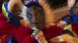 Bate-bola é tradição do Carnaval carioca