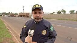 PRF explica sobre cuidados antes de pegar a estrada no carnaval em MS