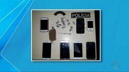 Sete são presos; quatro eram foragidos de Fátima do Sul