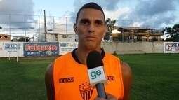 Rafael Dentinho acredita que elenco do Serra vai empolgar a torcida pra lotar o Robertão