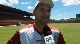 Rossato faz avaliação da vitória da Desportiva em jogo-treino contra o Tupy