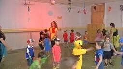 Crianças precisam de cuidado redobrado para curtir a folia do carnaval