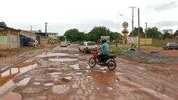 Prefeitura garante operação tapa buracos na Estrada do Coxipó do Ouro