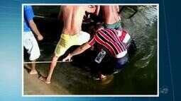 Crianças resgatadas em acidente estão internadas no IJF