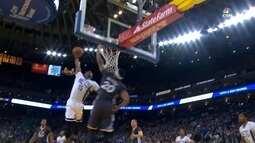 Confira o Top 10 com as melhores jogadas da rodada da NBA