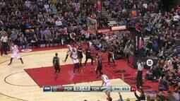 Melhores momentos: Portland Trail Blazers 106 x 112 Toronto Raptors pela NBA