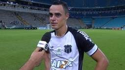 "Victor Rangel comenta chance perdida na segunda etapa: ""Uma pena"""