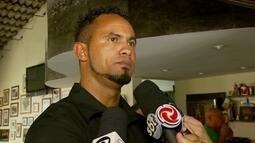 Goleiro Bruno acerta as bases com o Boa Esporte