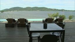 Hotel boutique oferece atendimento personalizado na Lagoa da Conceição, em Florianópolis