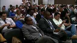 Efeitos da estiagem são debatidos em reunião da Associação dos Municípios Alagoanos