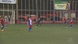 Romênia vence a seleção de Mongólia em rodada da Copa Marcílio Dias Master, no Amapá