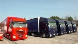 Fórmula 1: conheça os caminhões onde os engenheiros trabalham
