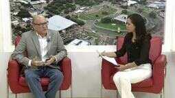 Após fórum, diretor de Saúde Pública da Funasa comenta sobre saneamento básico em RR