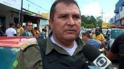 Major da PM é vítima de latrocínio e polícia prende um dos suspeitos