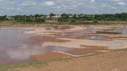 Situação de seca no Rio São Francisco preocupa ribeirinhos de Pirapora