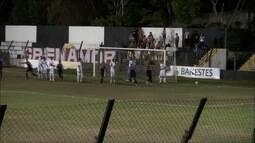 O gol de Doze 1 x 0 Desportiva Ferroviária, pelo Campeonato Capixaba 2017