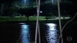 Pedestres reclamam de falta de iluminação e segurança no Parque do Paturis em Carapicuíba