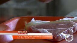 Pratos com preços populares conquistam clientes em São José