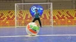 Copa TV TEM de Futsal em Sorocaba; Times masculino e feminino entram em quadra