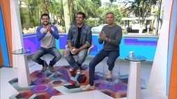 Thiago Lacerda revisita carreira no 'Meu Vídeo é Um Show'