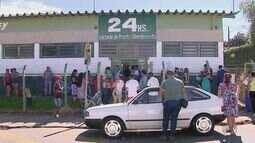 Polícia investiga a morte de um bebê de três meses na UPA de São Carlos