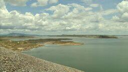 NE Rural mostra situação do açude Castanhão após dois meses de chuva