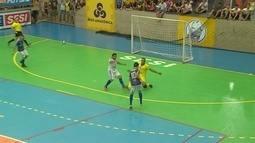 Finais da Copa Rede Amazônica de Futsal 2017 ocorrem neste sábado (25)