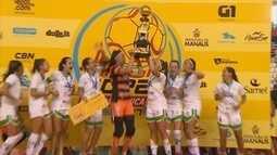 Amigos do Andrey e Iranduba são campeões da Copa Rede AM de Futsal 2017