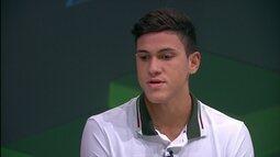 Pedro comenta bom momento no Fluminense e fala sobre metas na carreira