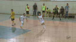 Leme vence Mococa por 3 a 1 em jogo da Taça EPTV de Futsal