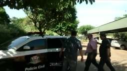 Prefeito que estava foragido toma posse e acaba preso após cerimônia em Ilha Solteira