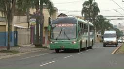 Linhas de ônibus têm trajeto alterado para desafogar principais ruas de Ponta Grossa
