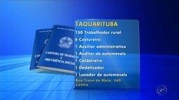 PATs da região de Itapetininga divulgam oportunidades de emprego