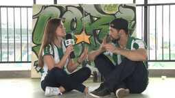 """Nação Coxa Branca - Grafiteiro Andrew """"Iceman"""" mostra sua arte nos muros de Curitiba"""