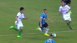 Melhores momentos de Grêmio 1 x 0 América-MG pela Primeira Liga