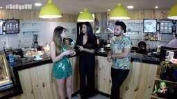 Sertanejo e muito chocolate com a dupla Carla e Davi