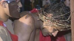 Paróquia de Santa Luzia realiza espetáculo sobre a vida de Jesus há 15 anos