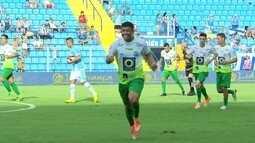 O gol de Avaí 0 x 1 Almirante Barroso pelo 2º turno do Campeonato Catarinense