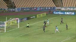 Santos-AP e Paysandu ficam no empate pelo jogo de ida da semifinal da Copa Verde