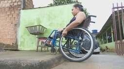 Falta de acessibilidade em Ariquemes afeta pessoas com problemas de locomoção